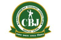 Cantonment Board Jabalpur Recruitment 2016