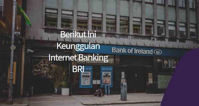 kelebihan internet banking bri