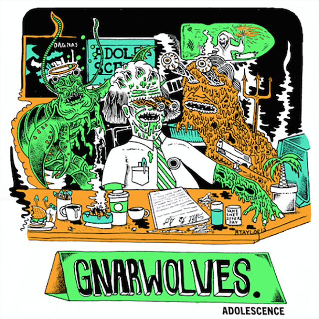 Gnarwolves Album Cover