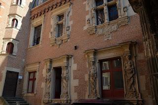 Toulouse. Hôtel du Vieux-Raisin