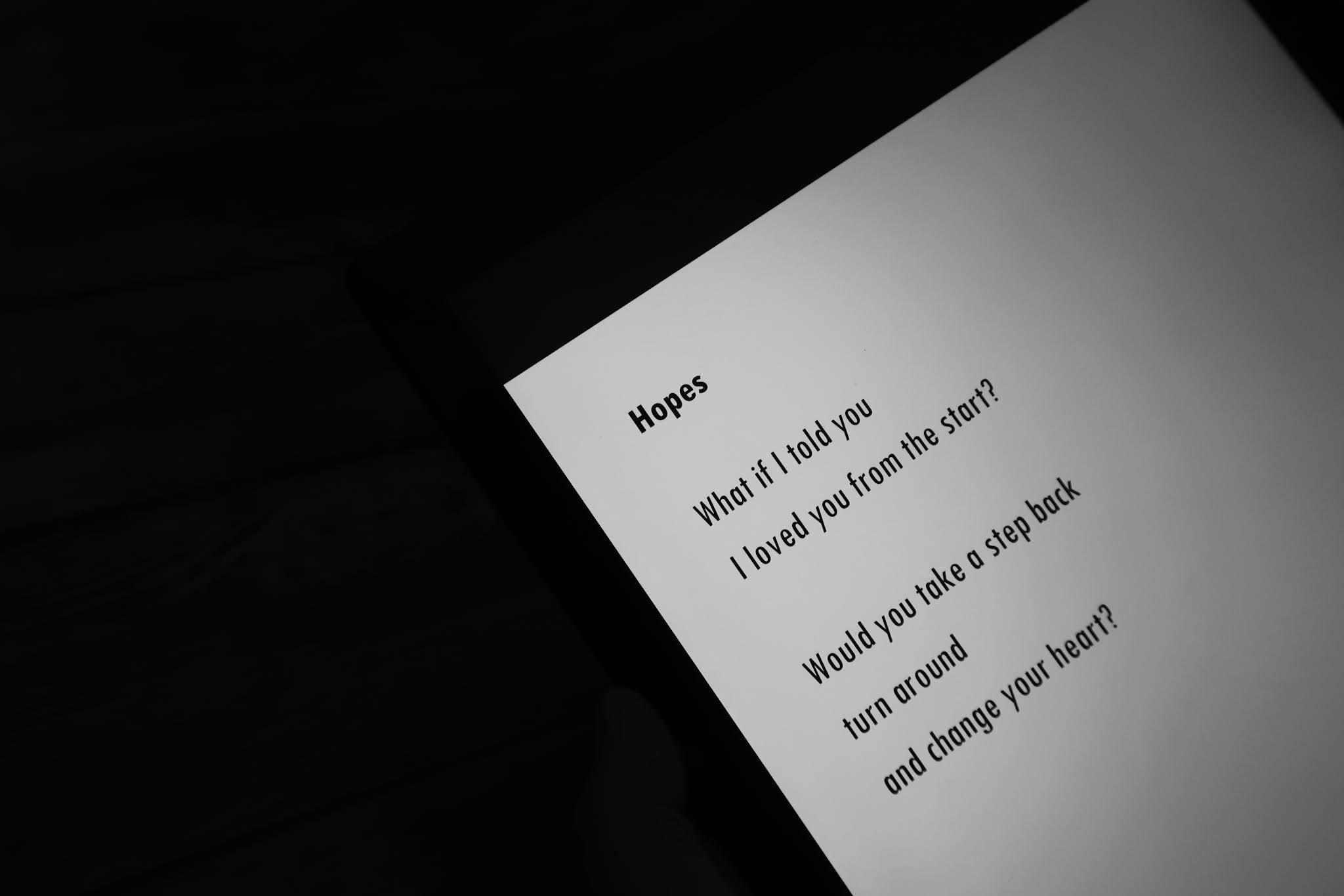 Hopes - Rhymes of Reason by Nirrosette