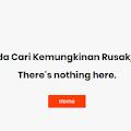 Cara Redirect (Mengalihkan) Otomatis URL Error 404 ke Homepage