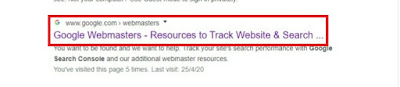 add your Blog in google search console in hindi