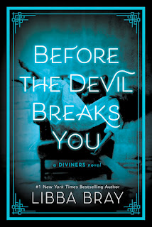 Book Review: Before the Devil Breaks You (The Diviners #3) by Libba Bray, by freshfromthe.com