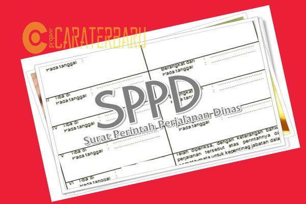 Apa anda sedang mencari Format SPPD Sekolah? Silahkan Download Contoh Format Surat Perintah Perjalanan Dinas (SPPD) Sekolah dengan mudah