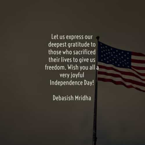 46 4th of July quotes to celebrate the Independence day