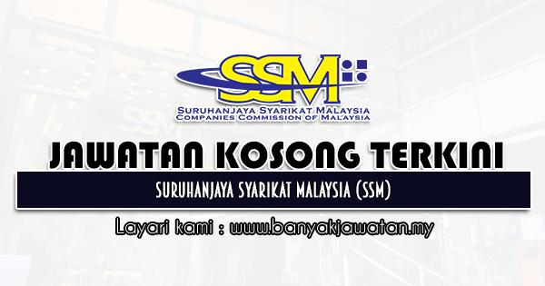 Jawatan Kosong 2021 di Suruhanjaya Syarikat Malaysia (SSM)