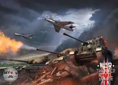 لعبة War Thunder