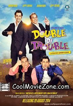 Double Di Trouble (2014) Punjabi Movie