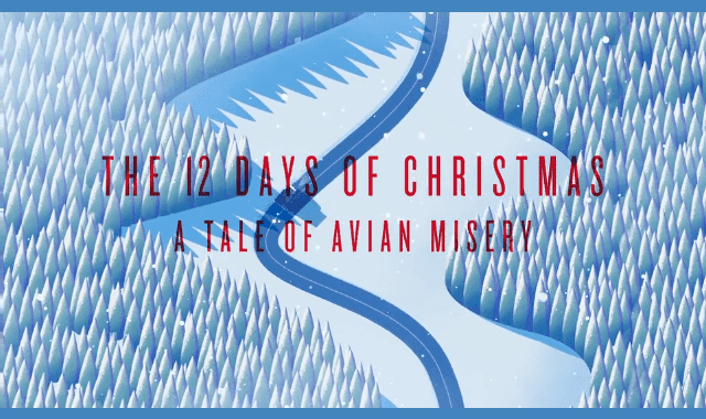 12 Days Of Christmas Meets The Modern Relationship