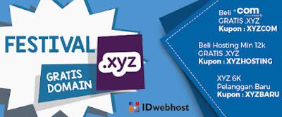 Promo Domain .Xyz Cuma 6 Ribu di Qwords