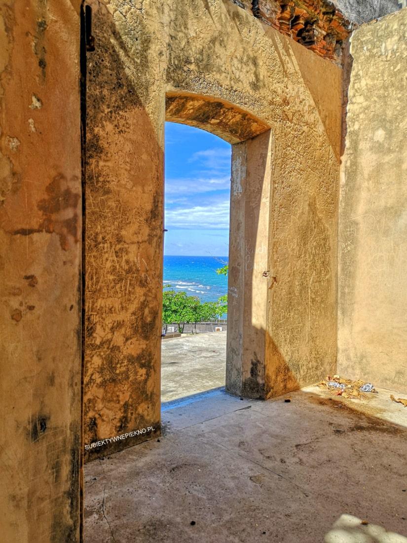 Dominikana Puerto Plata atrakcje - Fort San Felipe