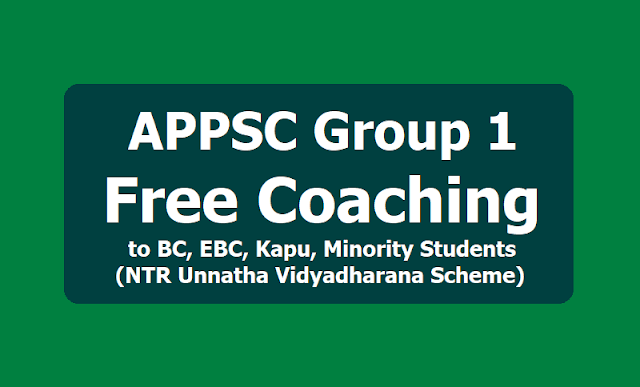 APPSC Group 1 Free Coaching