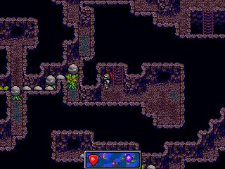 Rock Beetle Grotto from Hell Gates 2