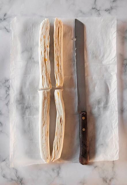 Cruffin alla marmellata, la ricetta veloce con la pasta sfoglia pronta step 4