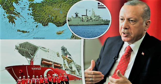 """Πως φθάσαμε στη γεώτρηση του """"Πορθητή"""" - Τα επόμενα βήματα του Ερντογάν"""