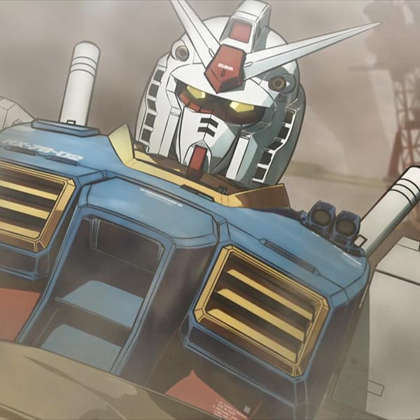 Gundam Rising Wallpaper Engine