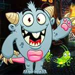 Games4King Overjoyed Monster Escape