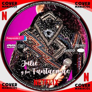GALLETA 1 JULIE Y LOS FANTASMAS 2020 1 TEMPORADA[COVER DVD]