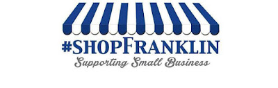 Facebook page for #shopFranklin