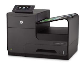 HP Officejet Pro X551dw Télécharger Pilote