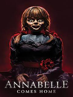 مشاهدة فيلم  الرعب انابيل 3 - ANNABELLE COMES HOME  2019