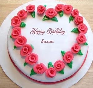 Happy Birthday Susan 🎂 Image