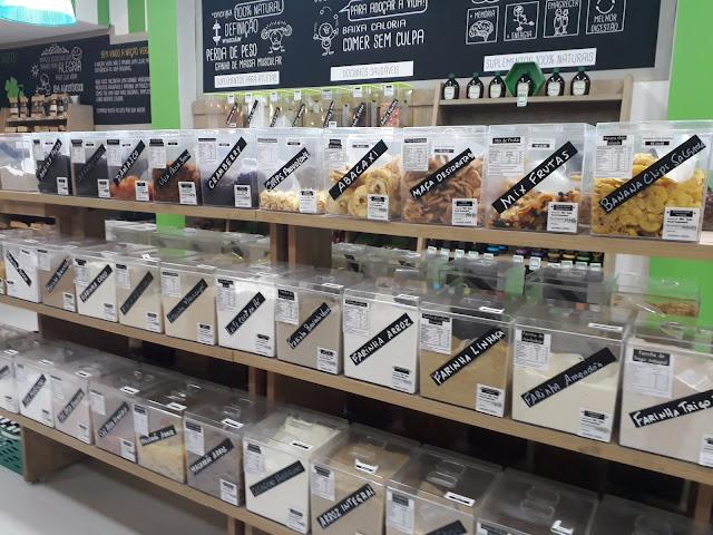 Nação Verde Indaiatuba - Produtos naturais a Granel