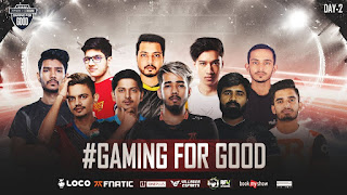 Gaming for Food by ONe plsu and loco, PUBG Mobile gaming, PUBG MObile Lite