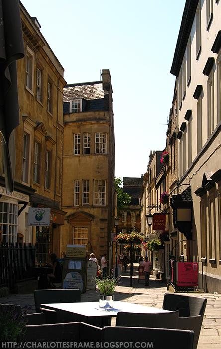 Streets of Bath