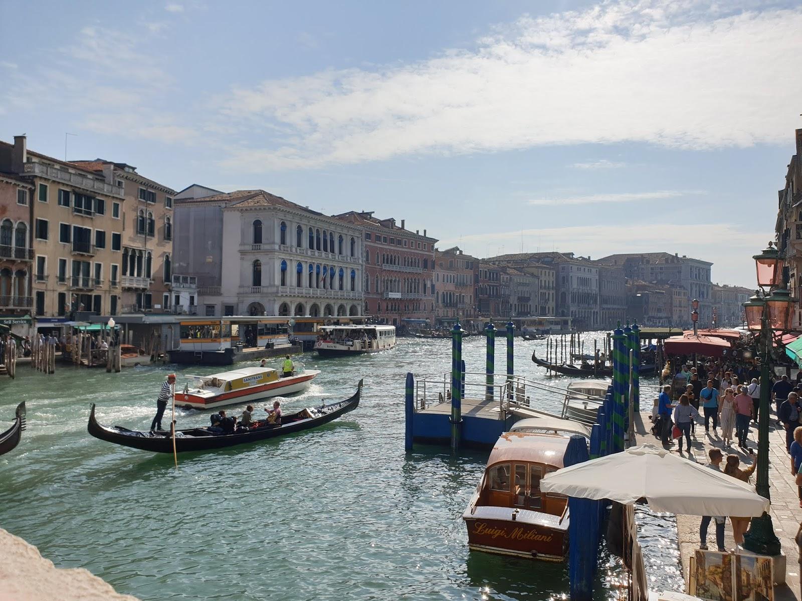 Hovedgata i Venezia - copyright: TEGB