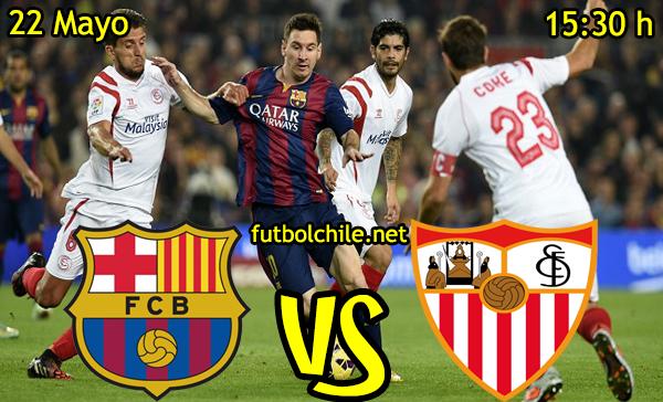 VER STREAM RESULTADO EN VIVO, ONLINE: Barcelona vs Sevilla