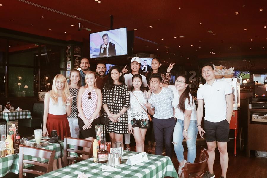 dubai food bloggers