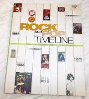 """Rock and Pop Timeline"""