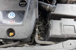 VW Golf MK4 ESP/ASR Light Fault Warning after 10 minutes