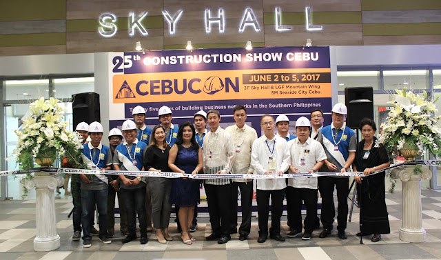 CEBUCON 2017 Features New Technology, Innovations, Other Products For Construction Industry