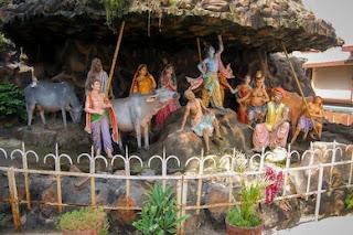 Govardhan Puja कैसे करें गोवर्धन पूजा