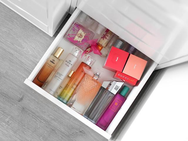parfémy, edp, edt, kolínské makeup collection