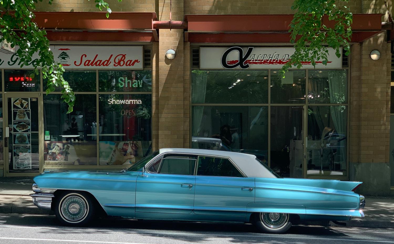 1962 Cadillac Sedan de Ville 14