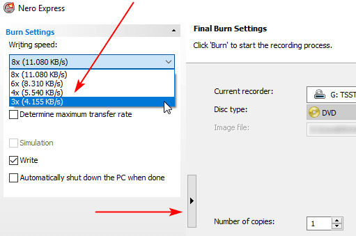 Cara Burning dari Image ISO