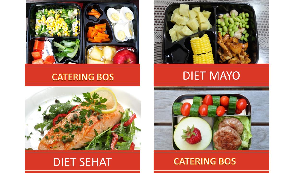 10 Makanan untuk Diet Sehat