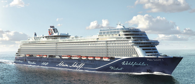Mein Shiff Resumes Germany Domestic Short Cruises