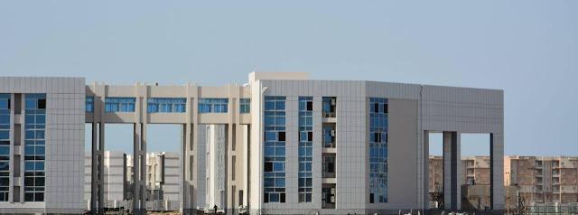 جامعة دمياط في ثوبها الجديد