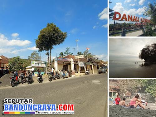 Jalur alternatif baru ke Pantai Batukaras Pangandaran