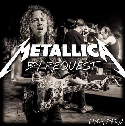 Sonido Extremo Peru Metallica En Lima Peru 2014 Audio