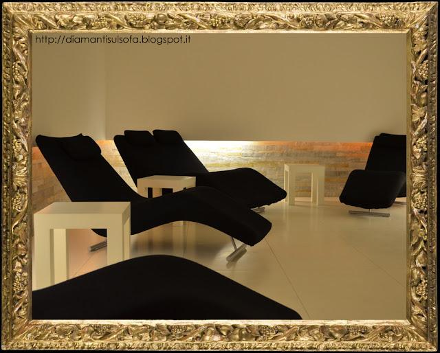 Hotel della Regina Isabella - area relax