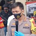 Pelaku Pembuang Sampah Di Kalimalang  Datangi Mapolres Mettro Bekasi