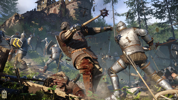 Kingdom Come Deliverance Free Download Screenshot 1