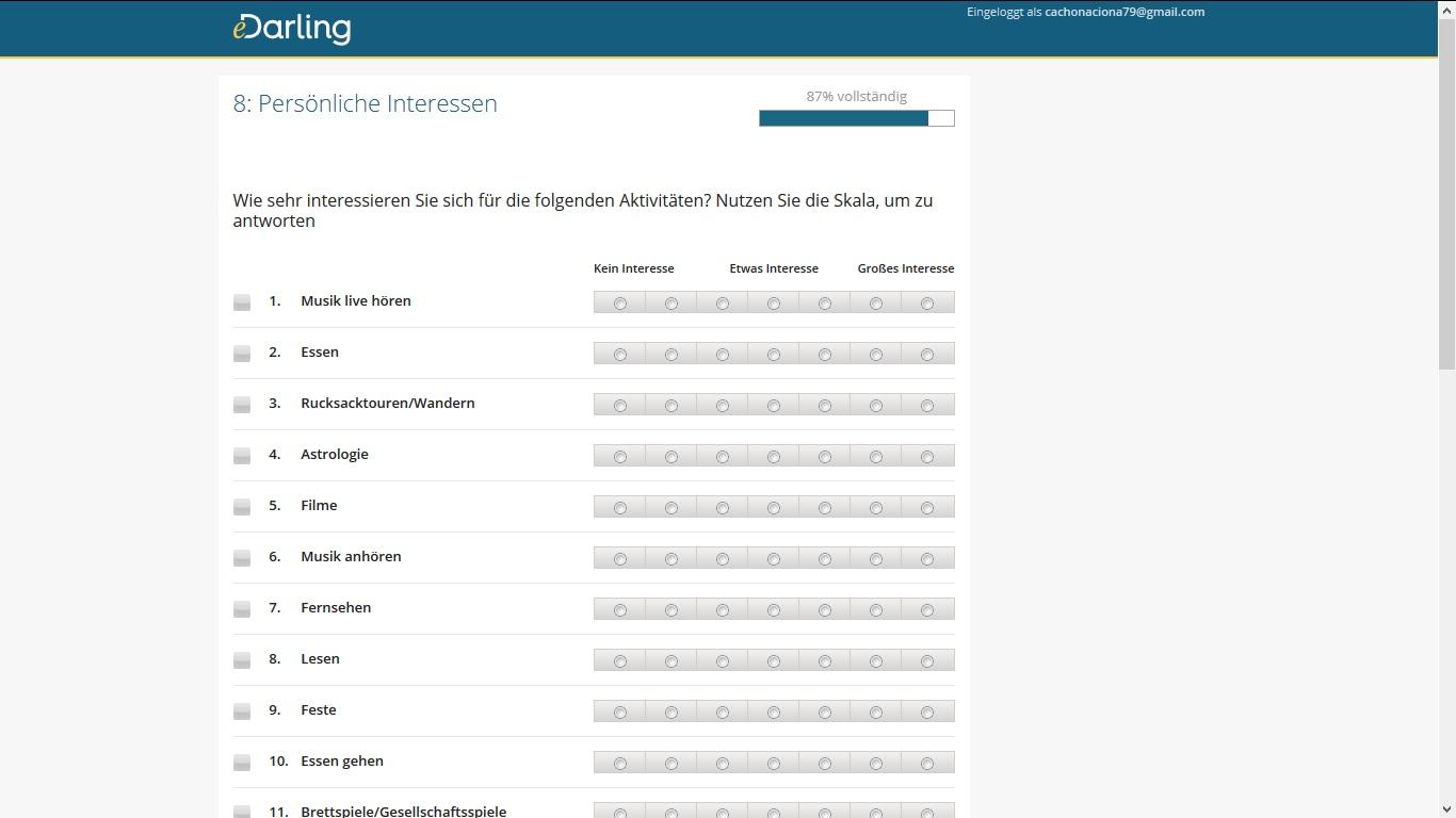 Registreringsformulär för hastighetsdatering