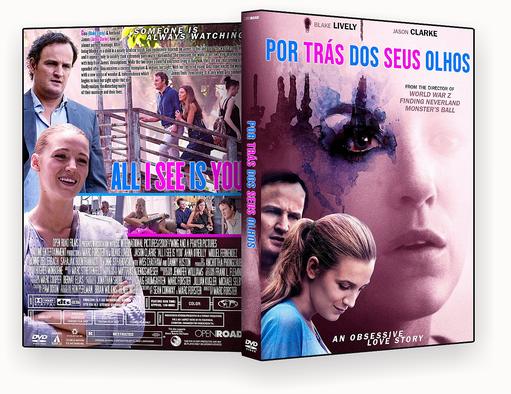 Por Trás Dos Seus Olhos 2018 Dublado – ISO – CAPA DVD